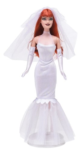 Barbie Collector Famous Friends Mary Jane Doll