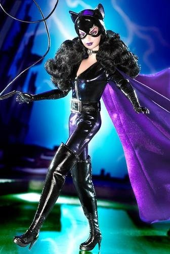 Barbie as catwoman