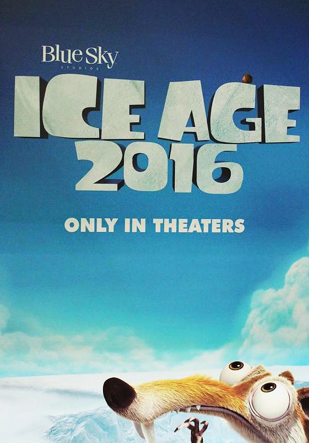 Poster Ice Age 5