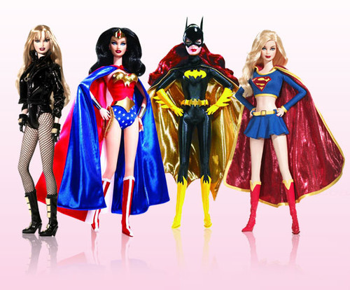 barbie dc comics