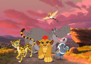 "Clip ""The Lion Guard: Return of the Roar"""