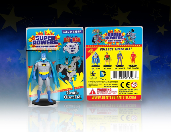 DC Super Powers Micro Figures3