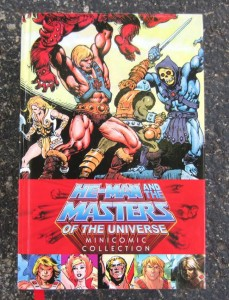 Detalii despre He-Man and the Masters of the Universe Minicomic Collection