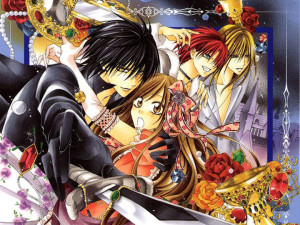 Recomandare manga: The Princess and the Three Beasts