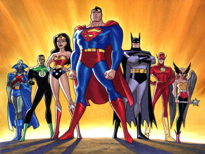 Cartoon Network confirma un nou serial animat cu JLA