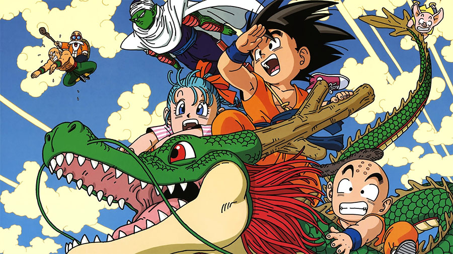 dragon ball 30 de ani