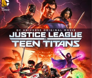 Un nou clip din Justice League Vs. Teen Titans