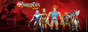 Prezentare Club Third Thundercats Classics – Earth Lion-O