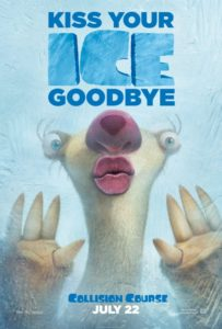 Trailer nou: Ice Age: Collision Course