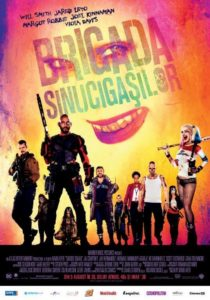 """Suicide Squad"" sparge boxoffice-ul international si national"