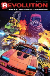 Preview M.A.S.K.: Revolution # 1