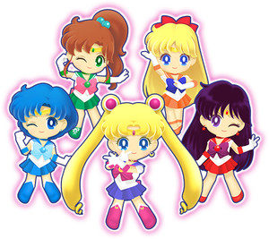 Sailor Moon Crystal pe RaiGulp