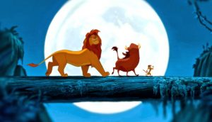 The Lion King devine film live action