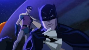 "Imagini si noutati ""Batman: Return of the Caped Crusaders"""