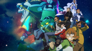 "Trailer sezon 2 ""Voltron: Legendary Defender"""
