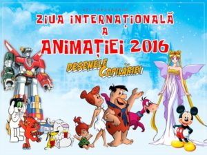 Ziua internationala a animatiei 2016