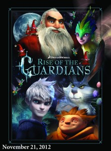 "Trailer ""Rise of the Guardians"""