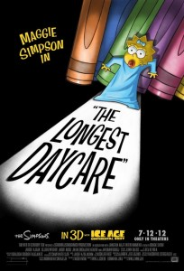 Trailer si poster The Simpsons: The Longest Daycare