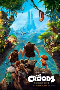 Trailer si poster The Croods