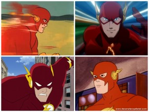 Poll: V-ar placea un serial animat cu The Flash?