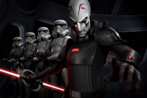 """Star Wars Rebels"" il prezinta pe The Inquisitor"