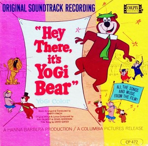 "Melodiile zilei:  ""Hey There It's Yogi Bear"" si ""Whistle Your Way Back Home"""