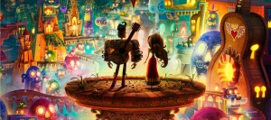 Trailer si Concept Art: The Book of Life 2014