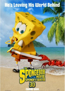 "Trailer ""The SpongeBob Movie: Sponge Out of Water"""