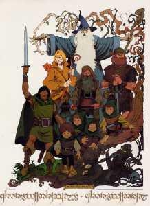 """Guest post: """"The Lord of The Rings"""" (1978)"""