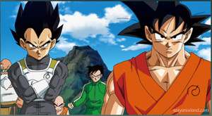 Trailer Dragon Ball Z Revival of F (2015)
