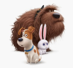 Illumination Studios prezinta The Secret Life of Pets
