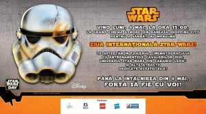 May the 4th Be With You la Grand Cinema & More din Baneasa Shopping City