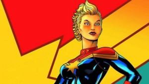 Charlize Theron in rolul lui Captain Marvel?