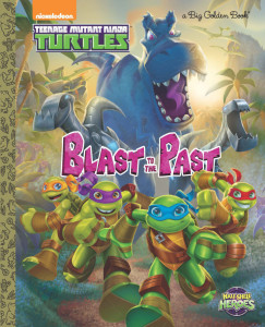Testoasele Ninja Half-Shell Heroes: Blast to the Past