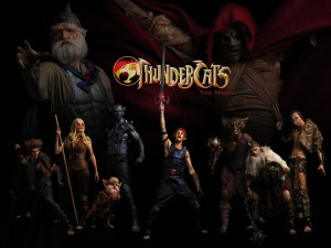 Kickstarter: Thundercats Live Action project