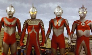 Trailer live action Ultraman