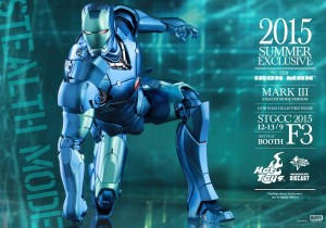 Hot Toys Star Wars si Iron Man la Singapore Toy, Game & Comic Convention