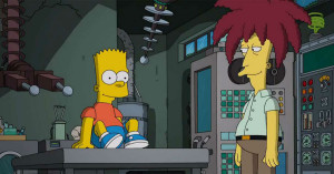 The Simpsons: Treehouse of Horror XXVI clip