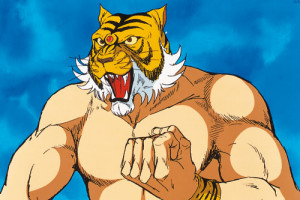 "Reboot anime: ""Tiger Mask"""