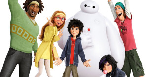 Big Hero 6 vine pe micile ecrane