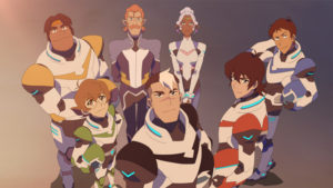 "Trailer ""Voltron Legendary Defender"""