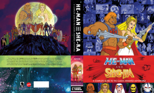 Coperta He-Man and She-Ra: A Complete Guide to the Classic Animated Adventures