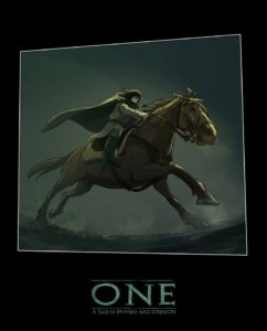 ONE: A Tale of Bravery and Strenght – chapter 2
