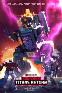 Trailer Transformers: Titans Return